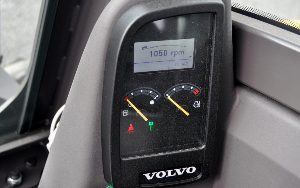 VOLVO ECR50D