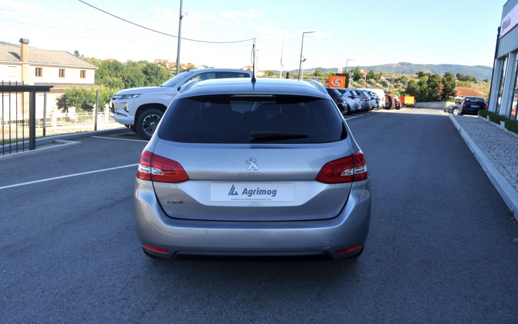 PEUGEOT 308 SW 1.6 BLUE-HDI STYLE